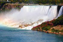 Nigara Falls Amerika by ann-foto