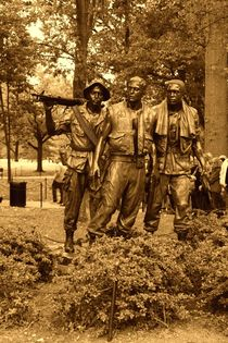 Vietnam Veterans Memorial Washington D.C. von ann-foto
