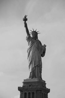 Liberty of Freedom Freiheitsstatue New York von ann-foto