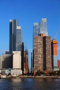 Die Straßenschlucht in New York by ann-foto