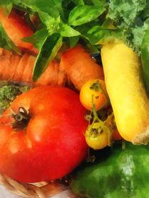 Vegetable Medley by Susan Savad