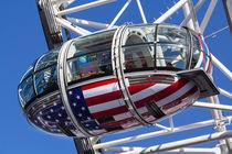 The London Eye Rugby World Cup 2015 by David Pyatt