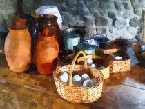 Baskets of Eggs by Susan Savad