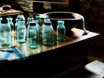 Canning Jars by Susan Savad