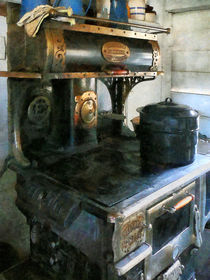 Coal Stove von Susan Savad