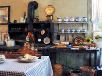 Cozy Kitchen by Susan Savad