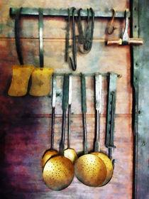Ladles and Spatulas von Susan Savad