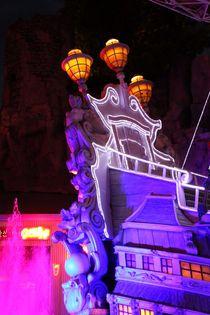 Das Glitzernde Schiff in Las Vegas by ann-foto