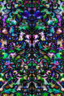 Psychedelic Kaleidoscope by Steve Ball