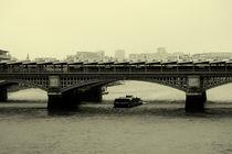 Blackfriars Brücke London  von Bastian  Kienitz