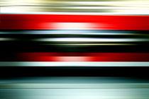 Schnellzug von Bastian  Kienitz