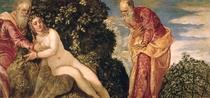 Susanna and the Elders  von Jacopo Robusti Tintoretto