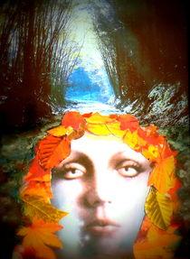 Mutter Natur im Herbst von gilbert roth