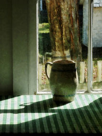 Pitcher by Window by Susan Savad