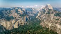 Glacier Point Yosemite NP by Daniel Heine