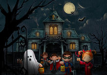 Halloween Kids Night by Bedros Awak