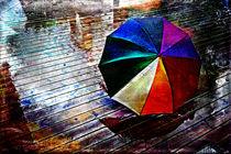 'It's Raining AGAIN' von Randi Grace Nilsberg