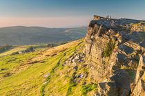 Windgather Rocks - western edge of the Peak Distrct by Chris Warham