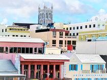 Hamilton Bermuda Skyline von Susan Savad