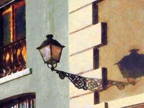 San Juan Street Lamp von Susan Savad