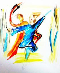 dancers by Maria-Anna  Ziehr