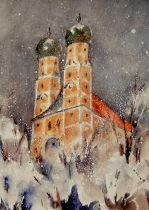 Winterlicher Gartlberg von Chris Berger