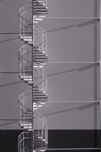 Spiral staircase by Tony Töreklint