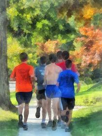 Track Practice by Susan Savad