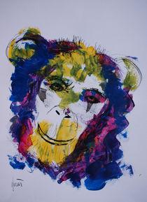 monkey von nicola-quici-kunst