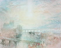 View of Lyons  von Joseph Mallord William Turner