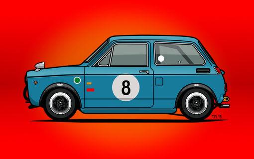 Illu-honda-n600-racing-canvas