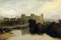 Cockermouth Castle von Joseph Mallord William Turner