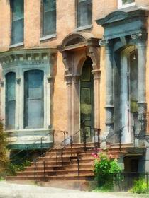 Albany NY Brownstone von Susan Savad