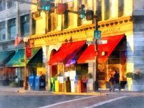 Rutland VT - Corner of Center and Merchant von Susan Savad