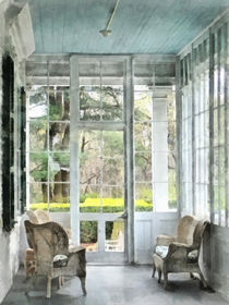 Sun Porch by Susan Savad