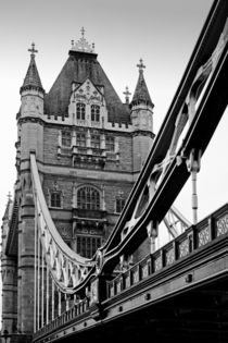 London ... Tower Bridge III by meleah