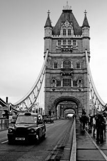 London ... Tower Bridge II by meleah