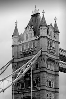 London ... Tower Bridge I by meleah