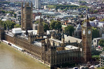 London ... Westminster & Big Ben II von meleah