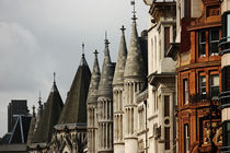 London ... roofs von meleah