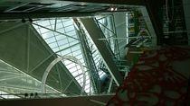 Die Halle von Unilever Hafencity von peter norden
