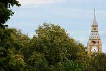 London ... hidden Big Ben by meleah