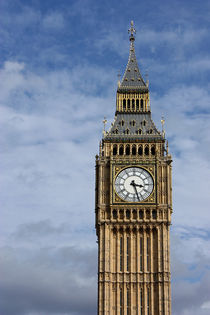 London ...Big Ben V by meleah