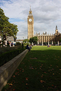 London ... Big Ben III by meleah