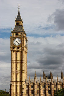 London ... Big Ben II by meleah