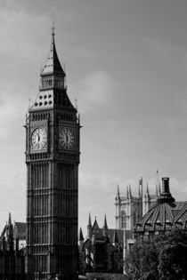 London ... Big Ben I by meleah