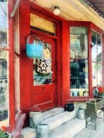 Waterbury VT - Antique Shop  by Susan Savad