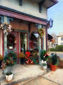 Christmas Shop by Susan Savad