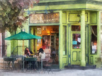 Hoboken NJ - Empire Coffee and Tea by Susan Savad