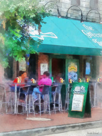 Baltimore Maryland - Happy Hour in Fells Point by Susan Savad